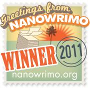 NANOWRIMO Winner Icon