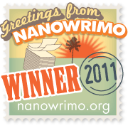 NANOWRIMO Winner Icon