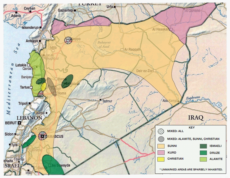 Study of the Syrian Rebellionupdate and some broader context This