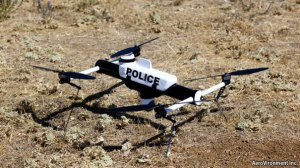 Police Drone...
