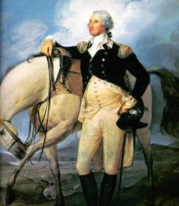 George Washington Circa 1782