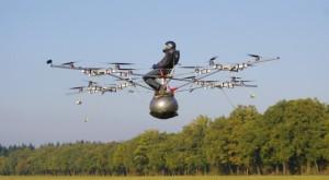 e-Volo volocopter multicopter