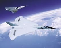 NorthAmerican XF108 Rapier